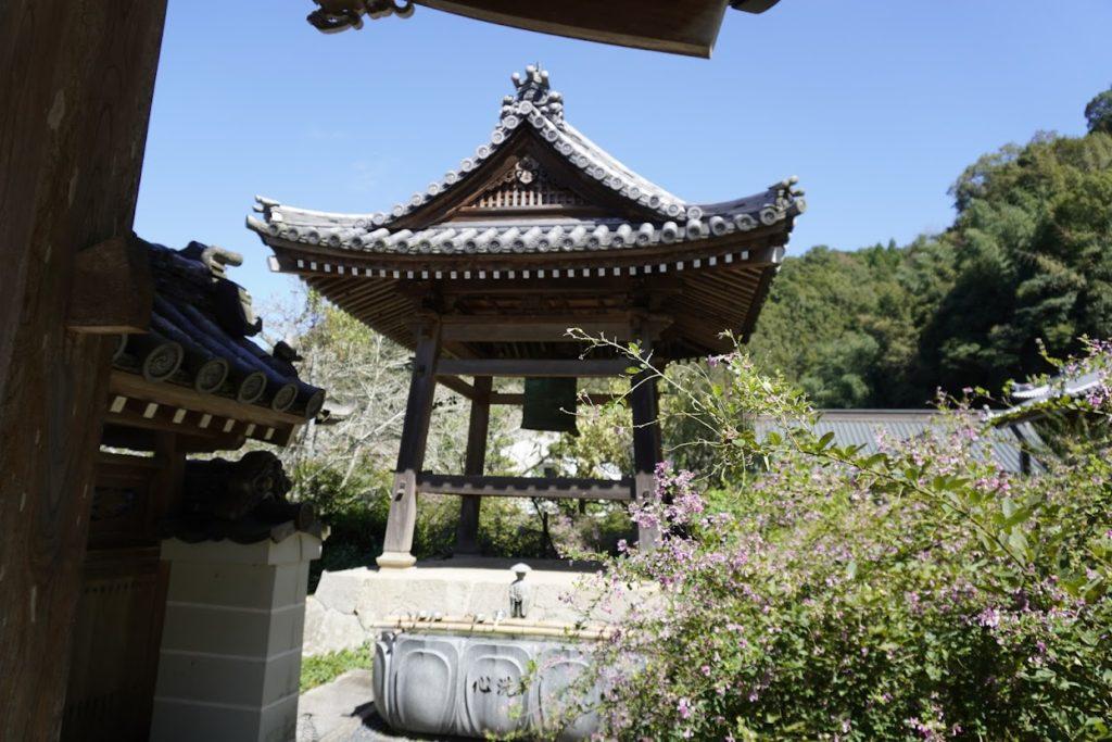 塩江最明寺鐘楼堂