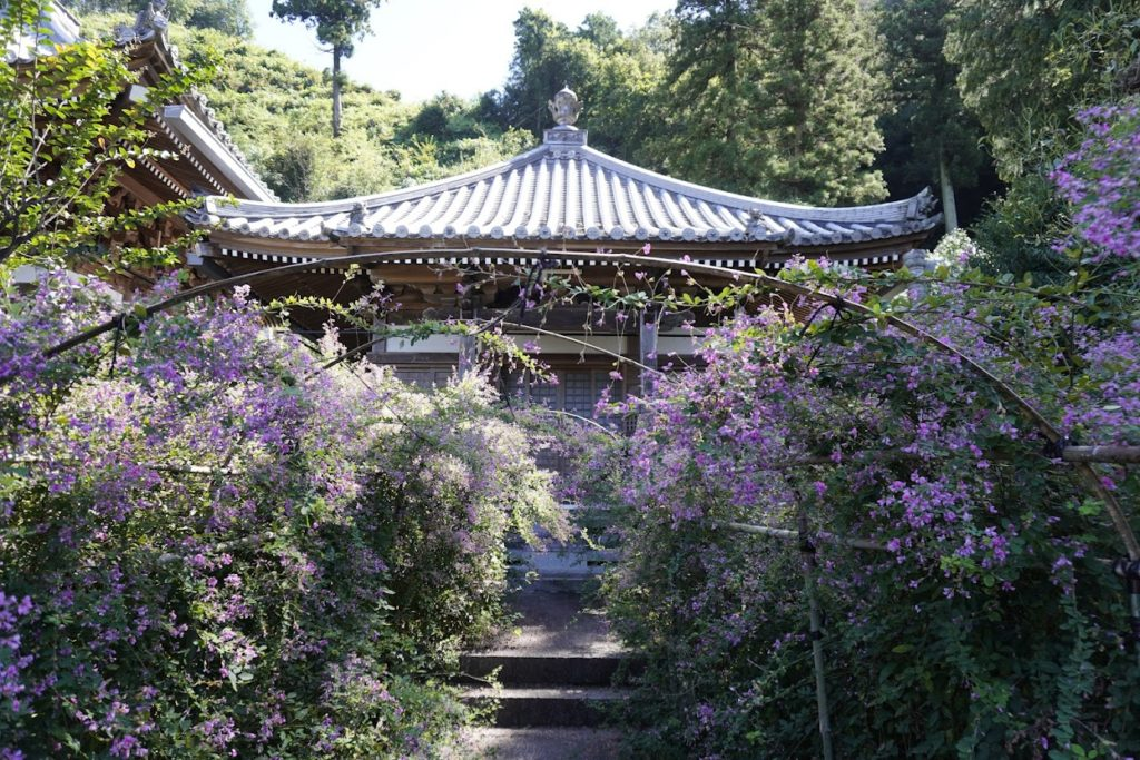 塩江最明寺護摩堂