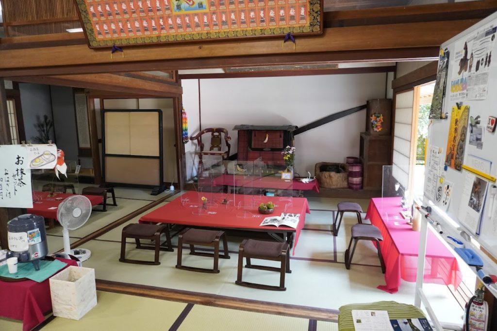 塩江最明寺本堂