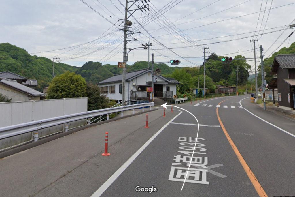 塩江最明寺への行き方